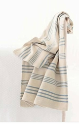 Swedish Stripe Throw