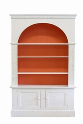 Tanner Arched Bookcase