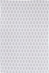 Terra Grey Woven Cotton Rug