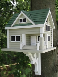 The Bungalow Birdhouse
