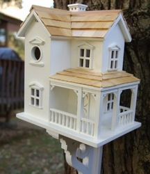 The Olde Prairie Farmhouse Bird Feeder <font color=a8bb35>Low Stock</font>