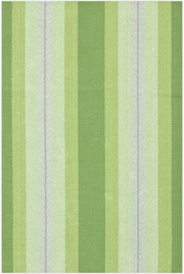 Thyme Ticking Cotton Rug <font color=cf2317>20% OFF</font>