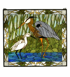 Seaside Stained Glass