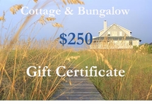 Two Hundred Fifty Dollar Gift Certificate