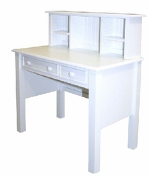 Two Piece Child's Beadboard Desk