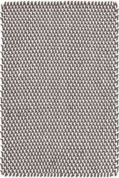 Two Tone Graphite/Ivory Indoor/Outdoor Rug