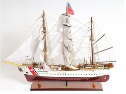 US Coast Guard Eagle Replica Model
