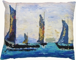 Vintage Sailboats by Robin Rowe