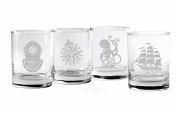 Voyager DOR Glass Set of 4