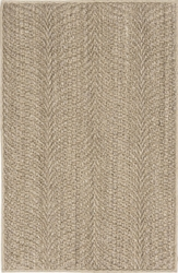 Wave Natural Woven Sisal Rug  <font color=a8bb35> NEW</font>