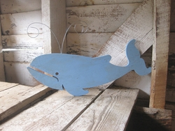 Whale Beach Sign<font color=a8bb35> Available in May</font>