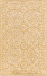 Yellow Smithsonian Rug