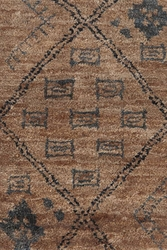 Zuni Jute Hand Knotted Rug