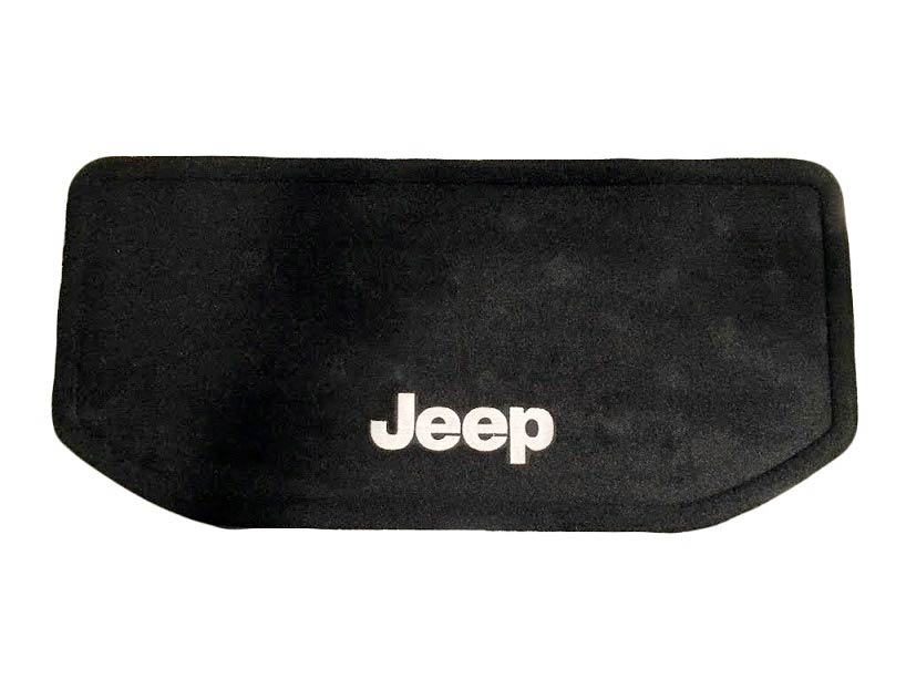 2 Door Jk Wrangler Reversible Rear Cargo Mat 1pu15dx9ac
