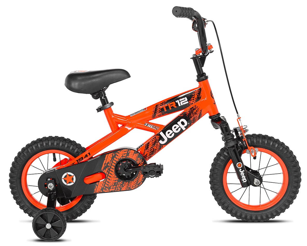 12 Inch Boy S Jeep Bicycle With Front Suspension And Brakes 1250