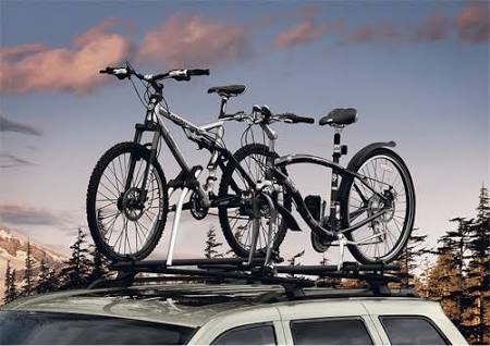 mopar 82211765 82211764 jeep roof mount bike racks. Black Bedroom Furniture Sets. Home Design Ideas