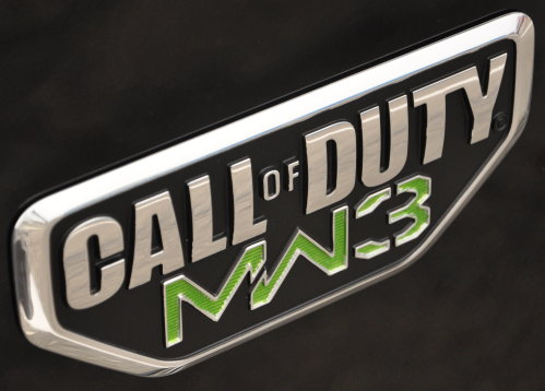 Lovely Call Of Duty MW3 Badge Decal