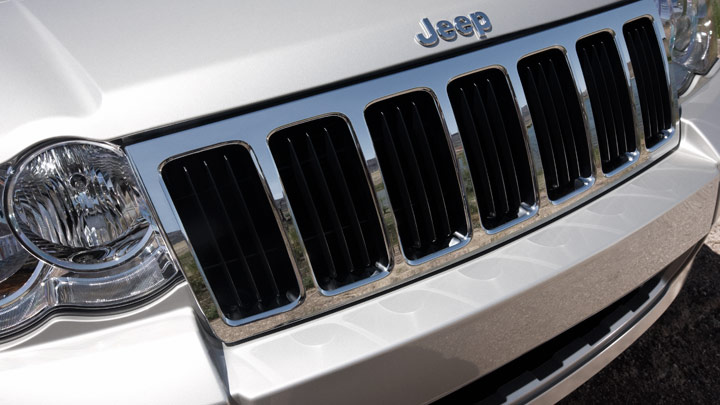 2005 2010 Jeep Grand Cherokee Accessories Wk