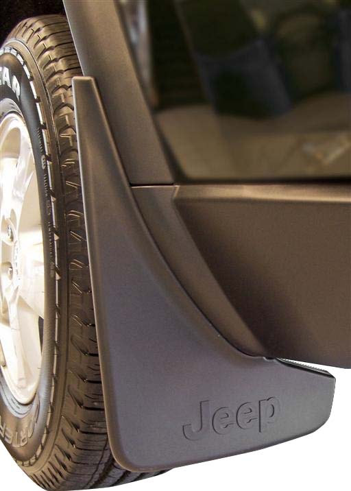 Jeep Seat Covers >> Jeep Splash Guards for Jeep Grand Cherokee - Mopar Item # 82212020AD and # 82212019AD # ...