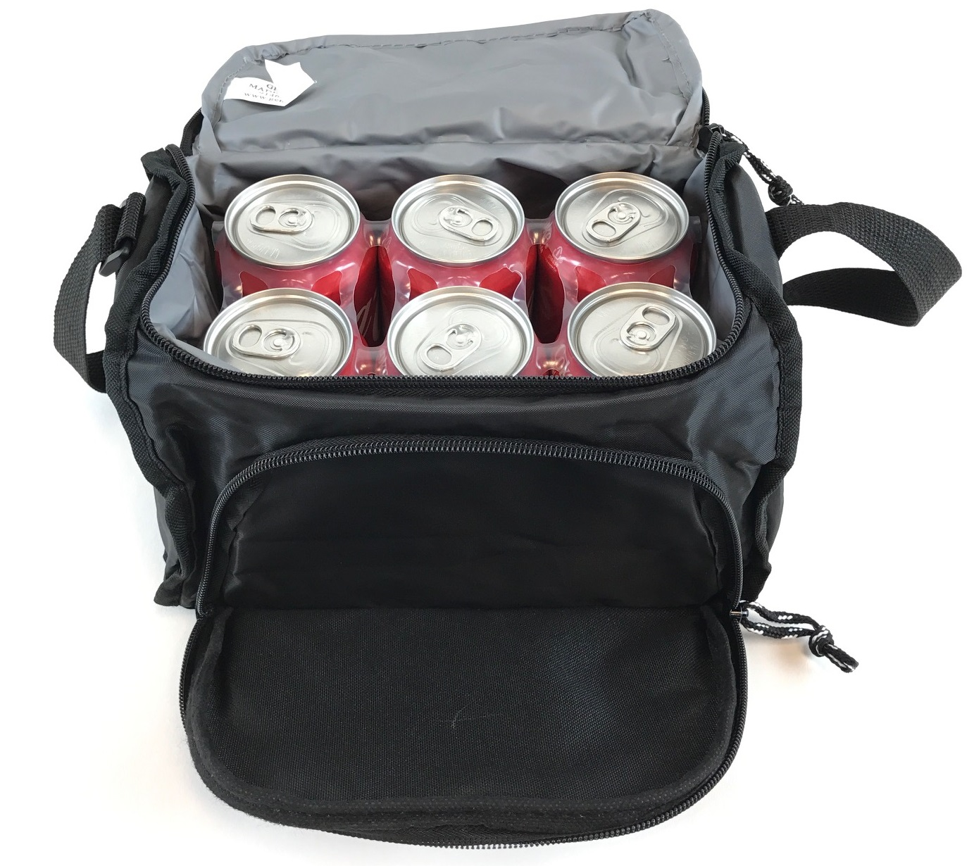 Jeep Insulated Lunch Bag Cooler - JustForJeeps.com #9147