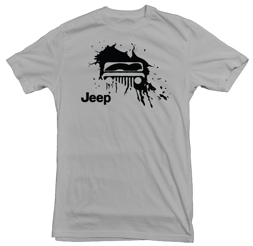 Jeep TShirts For Men And Women JustForJeepscom - Jeep logo t shirt