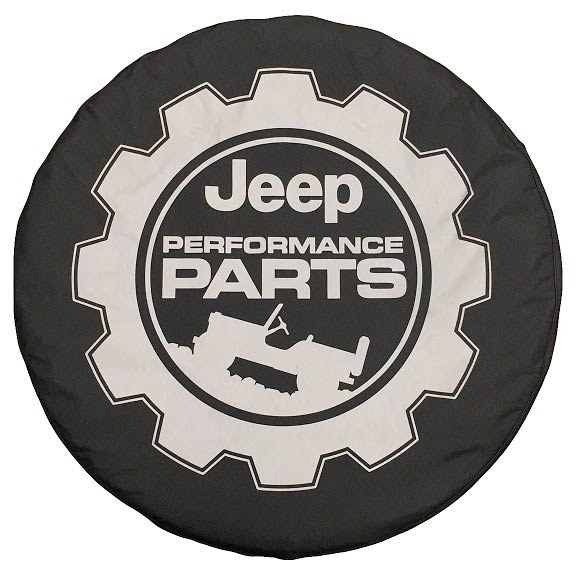 Jeep Performance Parts Tire Cover