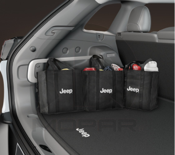 Jeep Shopping BagsCargo Mgmt System 82213900