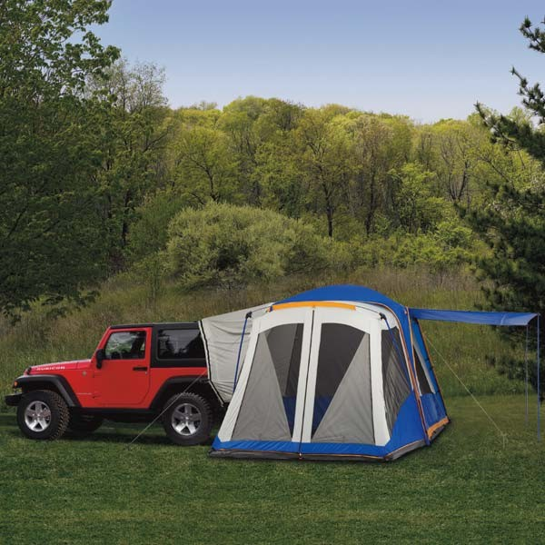 Jeep Tent : tent that attaches to car - memphite.com