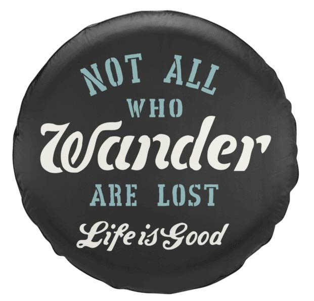 Life Is Good Wander Cover 43890 Justforjeeps Com 43890