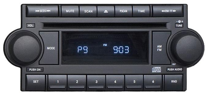 Ref Am Fm Cd Unit For Jeep Grand Cherokee Commander