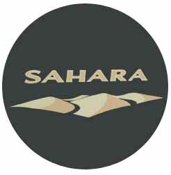 Sahara Edition Tire Cover