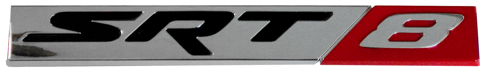 Srt8 Badge Decal For Jeep Grand Cherokee Wk Item