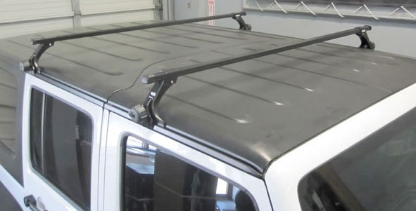 Thule JK Wrangler Hard Top Roof Rack