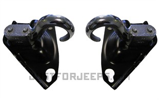 Jeep Tow Hooks Oem Replacement Hooks Justforjeeps