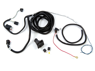 trailer tow wire harness kit for grand cherokee item. Black Bedroom Furniture Sets. Home Design Ideas