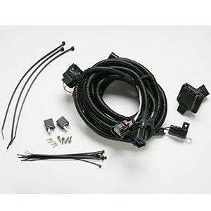 trailer tow wire harness kit commander 2006 2007 xktowharness rh justforjeeps com