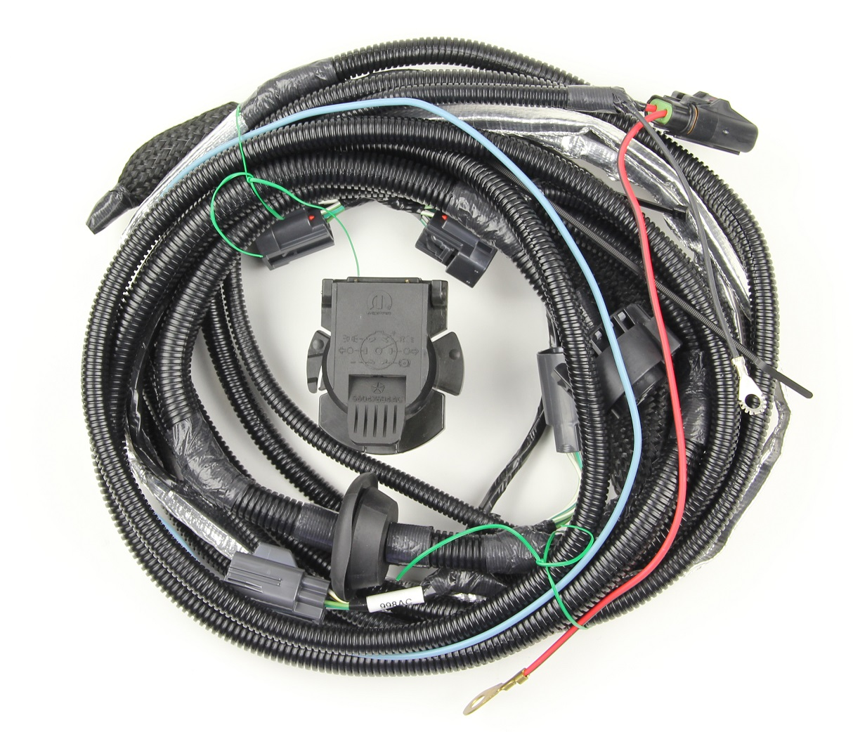 Equipment Trailer Wiring Harness : Hitch receiver ab ship