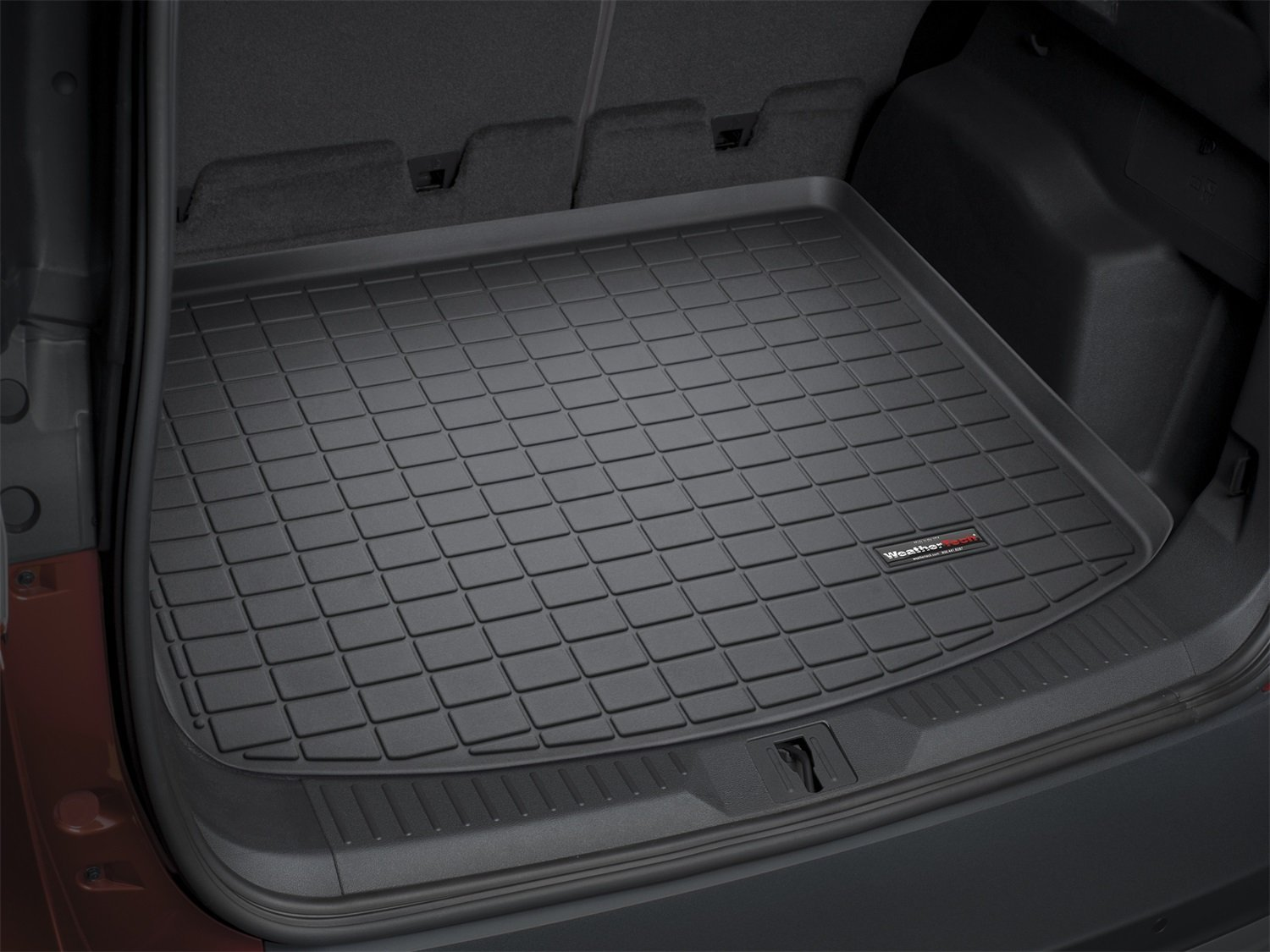 jeep compass patriot cargo liner weathertech 40578. Black Bedroom Furniture Sets. Home Design Ideas