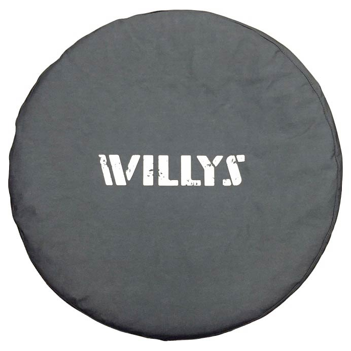 Willys Logo Tire Cover