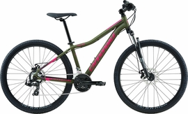 2017 Cannondale Foray 4 Green