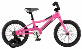 """2017 Cannondale Trail 16"""" Pink"""