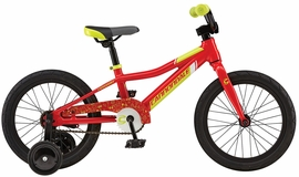"""2017 Cannondale Trail 16"""" Red"""