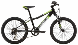 "Cannondale Trail 20"" Boy's Black 2017"