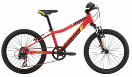 """Cannondale Trail 20"""" Boy's Red 2017"""