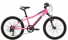 """Cannondale Trail 20"""" Girl's Hot Pink 2017"""