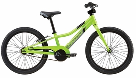 "Cannondale Trail 20"" Single-Speed Boy's Green 2017"