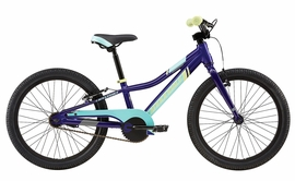"Cannondale Trail 20"" Single-Speed Girl's Purple 2017"