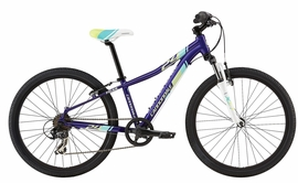 """Cannondale Trail 24"""" Girl's Purple 2017"""
