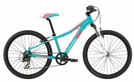 "2017 Cannondale Trail 24"" Girl's Turquoise"