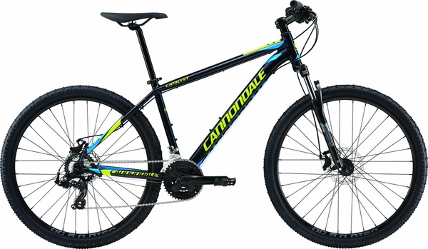 Cannondale Catalyst 4 Midnight 2017